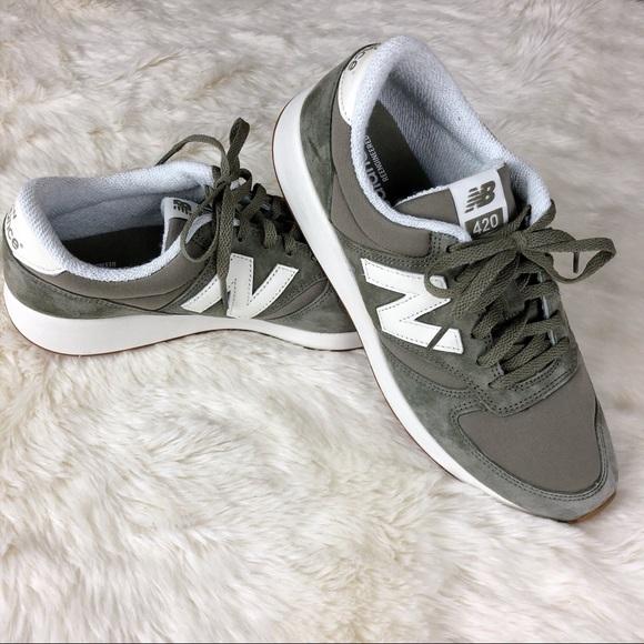 Shoes420 Olive Green Balance New Poshmark sroQxtCBhd